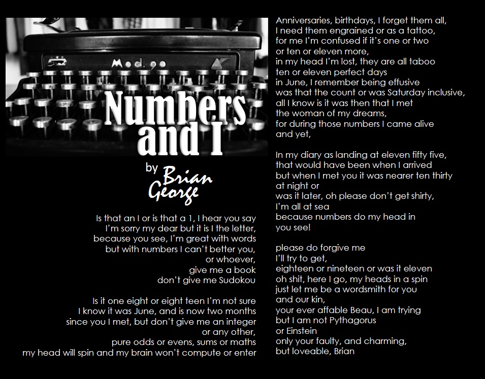 Numbers and I
