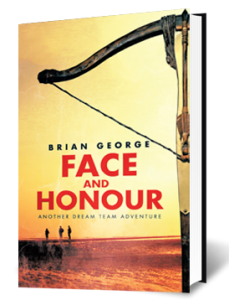 THE DREAM TEAM 2: FACE AND HONOUR - Book by Brian George